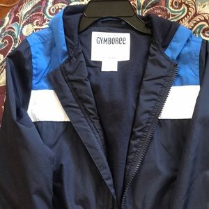 Authentic GYMBOREE toddler boys windbreaker